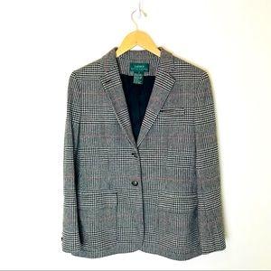 Ralph Lauren Vintage Wool Blazer